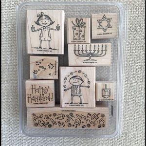Festival Fun Stampin Up Stamp Set